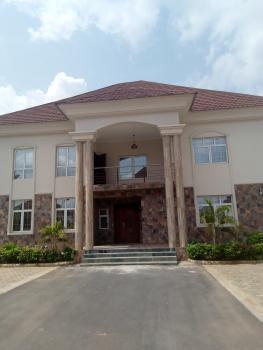 5 Bedrooms Detached Duplex with a Room Bq, Off Ibb Buleavard, Maitama District, Abuja, Detached Duplex for Rent