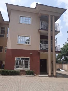 Comfortable 4 Bedroom Terraced Duplex, Tap Root Estates, Jabi, Abuja, Terraced Duplex for Rent