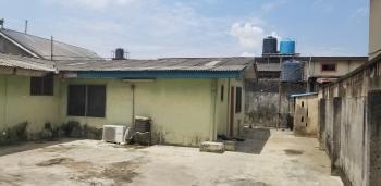3 Bedroom Bungalow on Half a Plot, Ilupeju Estate, Ilupeju, Lagos, Detached Bungalow for Sale