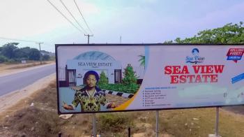 Land, Seaview Phase 1 Estate Is Located in Orimedu Eleko, Orimedu, Ibeju Lekki, Lagos, Mixed-use Land for Sale