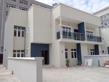 Newly Built and Well Finished 4 Bedroom Terraced Duplex with a Room Bq, Fitted Kitchen, Swimming Pool,, Dideolu Estate, Victoria Island Extension, Victoria Island (vi), Lagos, Terraced Duplex for Sale