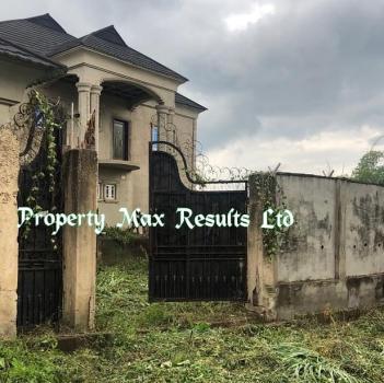 Newly Built 5 Bedroom Duplex at Finishing Level, Ajara, Off Akobo Ojurin, Ibadan, Oyo, Detached Duplex for Sale