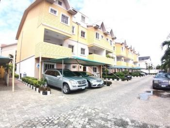 Spacious 4 Bedroom Terrace Duplex, Parkview Estate, Parkview, Ikoyi, Lagos, Terraced Duplex for Rent