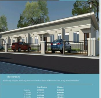 Luxury 1 Bedroom with Excellent Finishes(offplan), Kubwa Expressay Behind Mobile Police Barracks, Kubwa, Abuja, Block of Flats for Sale