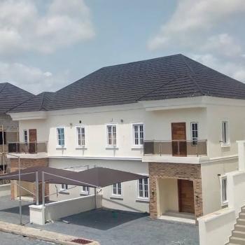 Newly Built Serviced 4 Bedroom Semi Detached Duplex with Bq (off Plan), Ajah, Lagos, Semi-detached Duplex for Sale