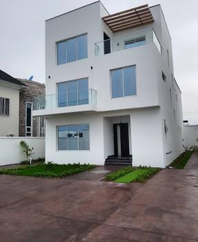 Newly Built 4 Bedroom Duplex with 1 Bq, Osapa, Lekki, Lagos, Detached Duplex for Sale