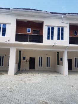 Luxury 4 Bedroom Serviced Duplex, Chevron Axis, Chevy View Estate, Lekki, Lagos, Terraced Duplex for Rent