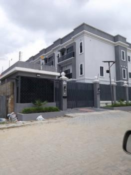 a Luxury 4 Bedroom Terrace Duplex with a Room Bq, Ikate Elegushi, Lekki, Lagos, Terraced Duplex for Sale