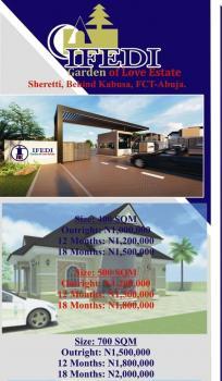 Estate Land, Sheretti, Behind Kabusa, Apo, Abuja, Land for Sale