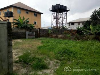 Well Located, Dry and Firm Plot of Land Measuring Approximately 550 Square Metres, Potters Estate, Immanuel Road, Off Peter Odili Road,, Trans Amadi, Port Harcourt, Rivers, Residential Land for Sale