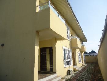 Luxury 3 Bedroom Terrace Duplex with 1 Room Bq and Excellent Facilities, Ikota Villa Estate, Lekki, Lagos, Terraced Duplex for Rent