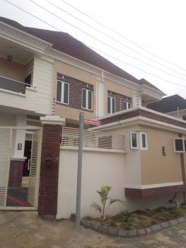 Well Built 4 Bedroom Duplex with a Room Bq, Lekki Palm City, Ado, Ajah, Lagos, Semi-detached Duplex for Sale