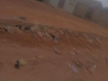 Quarter Plot of Land 27 By 70ft in a Very Decent Area Good Road, Aboru Agbelekale Ekoro Road Abule Egba, Ipaja, Lagos, Land for Sale