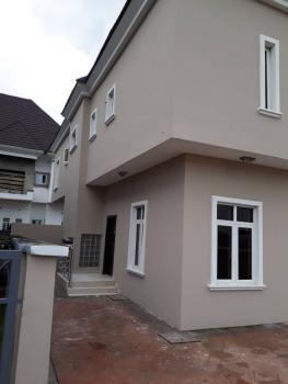 3 Bedroom Semi Detached Duplex with Bq, Osapa, Lekki, Lagos, Semi-detached Duplex for Rent