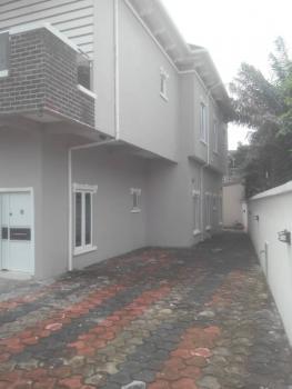 a Very Spacious 4 Bedroom Semi Detached Duplex with Bq, Sangotedo Area, Ajah, Lagos, Semi-detached Duplex for Rent