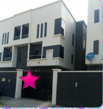 4 Bedroom Duplex, Ademola Eletu Street Osapa, Osapa, Lekki, Lagos, Detached Duplex for Rent