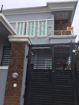 4 Bedroom Semi Detached Duplex with Bq, Behind Mega Chicken, Ikota Villa Estate, Lekki, Lagos, Semi-detached Duplex for Rent