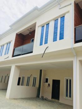 Brilliant 4 Bedroom Terrace Duplex with 24hrs Light, Orchid Hotel Road, Chevy View Estate, Lekki, Lagos, House for Rent