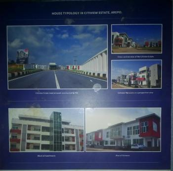 Plots of Land, Citiview Estate/ Grenadines Homes Develop By Propertymart Real Estate Investment Limited By Wawa Bus Stop, Berger, Arepo, Ogun, Mixed-use Land for Sale