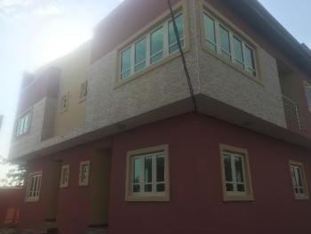 Brand New Massive 3 Bedroom Terrace Duplex with Bq and 4 Toilets, Orchid Road, Lafiaji, Lekki, Lagos, Flat for Rent