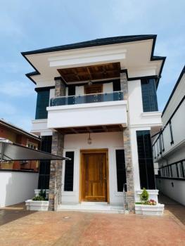 Grandeur 5 Bedroom Detached Duplex with a Bq, Chevy View Estate, Lekki, Lagos, Detached Duplex for Rent
