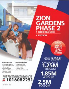 Dry Land for Sale with Government Excisions, Eleko, Ibeju Lekki, Lagos, Land for Sale