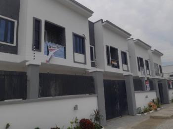 4 Bedroom Terrace Duplex-, Off Orchid Road, Lekki 2nd Toll Gate, Lekki Expressway, Lekki, Lagos, Terraced Duplex for Rent