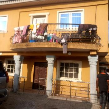 a Fairly Used and Spacious Clean 2 Bedroom Flat, Akoka, Yaba, Lagos, Flat for Rent