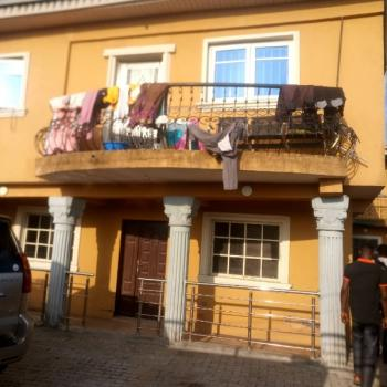 Fairly Used and Spacious Clean 2 Bedroom Flat, Akoka, Yaba, Lagos, Flat for Rent