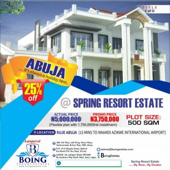Land, Kuje, Abuja, Residential Land for Sale