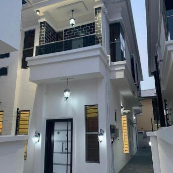 New Luxury 4 Bedroom Fully Detached Duplex, Osapa, Lekki, Lagos, Detached Duplex for Sale