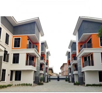 6 Units of 4 Bedroom Contemporary Terrace Duplexes, Thomas Estate Off Kemfat Street, Thomas Estate, Ajah, Lagos, Terraced Duplex for Sale