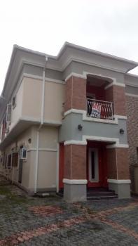 4 Bedroom with Bq, Igbo Efon, Lekki, Lagos, Semi-detached Duplex for Rent