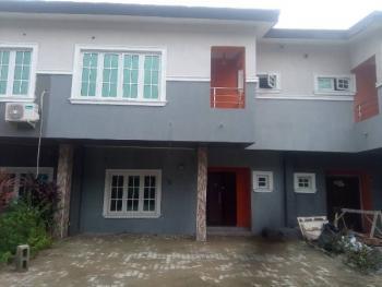 Brand New Serviced 4 Bedroom Terrace Duplex, Ajacent  Ebeanor, Chevron Drive, Lekki, Lagos, Terraced Duplex for Rent
