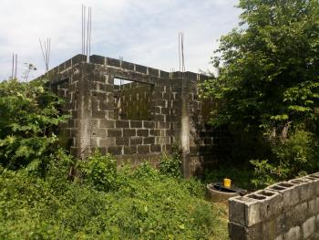 4 Units of 2 Bedroom Carcass on a Full Plot of Land, Oluaye Street, Onosa, Ibeju Lekki, Lagos, Block of Flats for Sale
