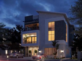 5 Bedroom Villa with Provision for Elevator (off Takers Plan), Life Camp, Wuye, Abuja, Detached Duplex for Sale