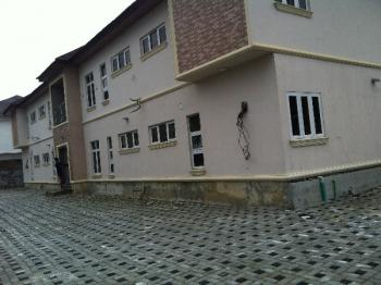 a Block of  Newly Built Eight Units of Mini Flats in a Gated and Secure Estate. (two Toilets, Two Entrance), ., Ado, Ajah, Lagos, Flat for Sale