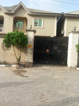Executive 4 Bedroom Semi Detached Duplex, Justice Coker Estate, Alausa, Ikeja, Lagos, Semi-detached Duplex for Sale