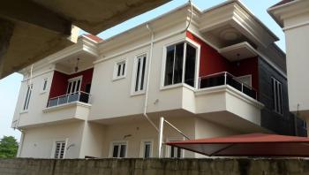 a Tastefully Finished  4bedroom Semi Detach Duplex with Bq, Chevron Alternative Route, Lekki, Lagos, House for Sale