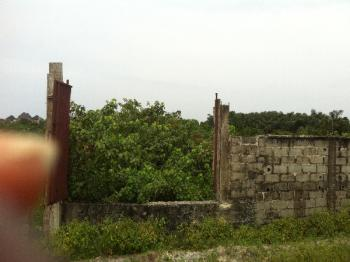 Fenced and Gated Eight Plots  with Governors Consent.., Close to Atican Beach., Ogombo, Ajah, Lagos, Mixed-use Land for Sale