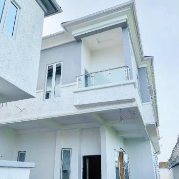 Super Functional 5 Bedroom Semi Detached Duplex with a Bq, Chevy View Estate, Lekki, Lagos, Semi-detached Duplex for Sale