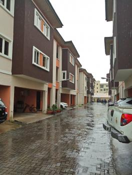 Well Finished 3 Bedroom Terrace with Bq, Ikate Elegushi, Lekki, Lagos, Terraced Duplex for Rent