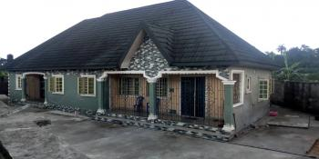 Beautiful and Tastefully Built Semi Detached Bungalow of 2 Flats, Jeddo, Okpe, Delta, Semi-detached Bungalow for Sale