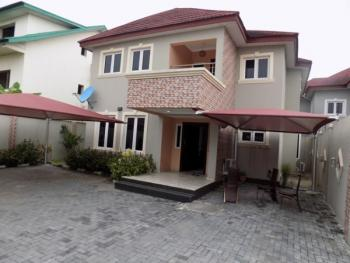 Fully Furnished Luxury 4 Bedroom Detached House with Bq ,generator Plant and Car Port, Lekki Phase1, Lekki Phase 1, Lekki, Lagos, Detached Duplex for Rent