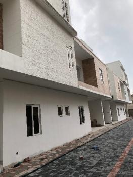 Newly Built 4 Bedroom Terrace Duplex with B.q, Ikate Elegushi, Lekki, Lagos, Terraced Duplex for Sale