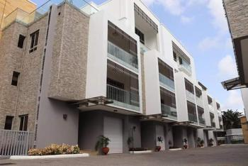 Luxury 4 Bedroom Terrace House with Necessary Facilities, Old Ikoyi, Ikoyi, Lagos, Terraced Duplex for Rent