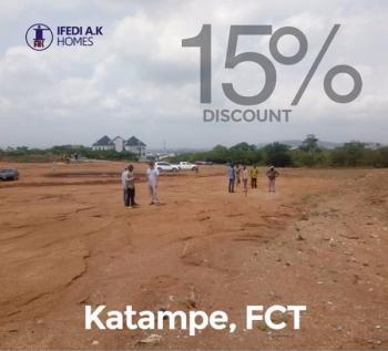 Bespoke Residential Estate, Katampe Extension, Diplomatic Zone Drive, Katampe, Abuja, Land for Sale