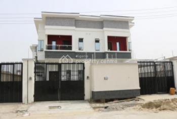 Brand New 4 Bedroom Semi Detached House Plus Bq, Orchid Estate, Lafiaji, Lafiaji, Lekki, Lagos, Semi-detached Duplex for Rent