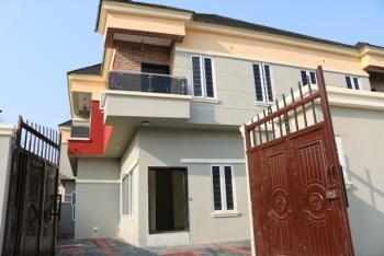 Newly Built 4 Bedroom Semi Detached House with Bq, Olokonla, Ajah, Lagos, Semi-detached Duplex for Sale