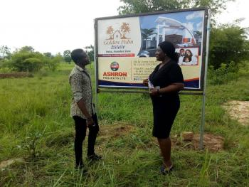 Land in Golden Palm Estate, Awka, Anambra, Mixed-use Land for Sale